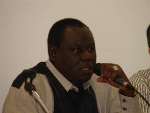 Discours de M. Tangara, maire de Sikasso, à l'occasion de l'A.G. de Brive-Sikasso, le 27 mai 2016