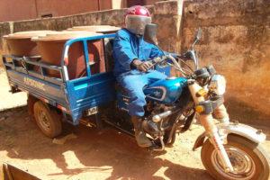 Projet d'évacuation des déchets dérivés des soins de santé - Sikasso